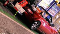 Velmi netradičně upravená Mazda MX-5 slouží jako stylový stánek s občerstvením