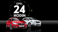 Opel 24 hodin