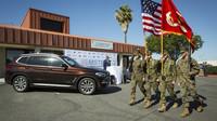 BMW otevřelo školící centrum na základně Mariňáků Camp Pendleton