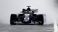 Red Bull po Ricciardově havárii stihne dát auto do testů v Barceloně dohromady - anotační obrázek