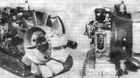 Škoda 1000 MB s rotačním motorem Wankel
