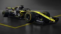 Nové auto ukázal i Renault: žlutočerný RS18 + FOTO - anotační obrázek