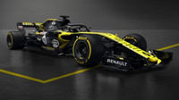 Nové auto ukázal i Renault: žlutočerný RS18 + FOTO - anotační foto