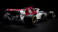 Alfa Romeo Sauber představil vůz C37, který bude pohánět nový motor Ferrari + FOTO - anotační obrázek