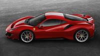 Oficiální snímky nového Ferrari 488 Pista