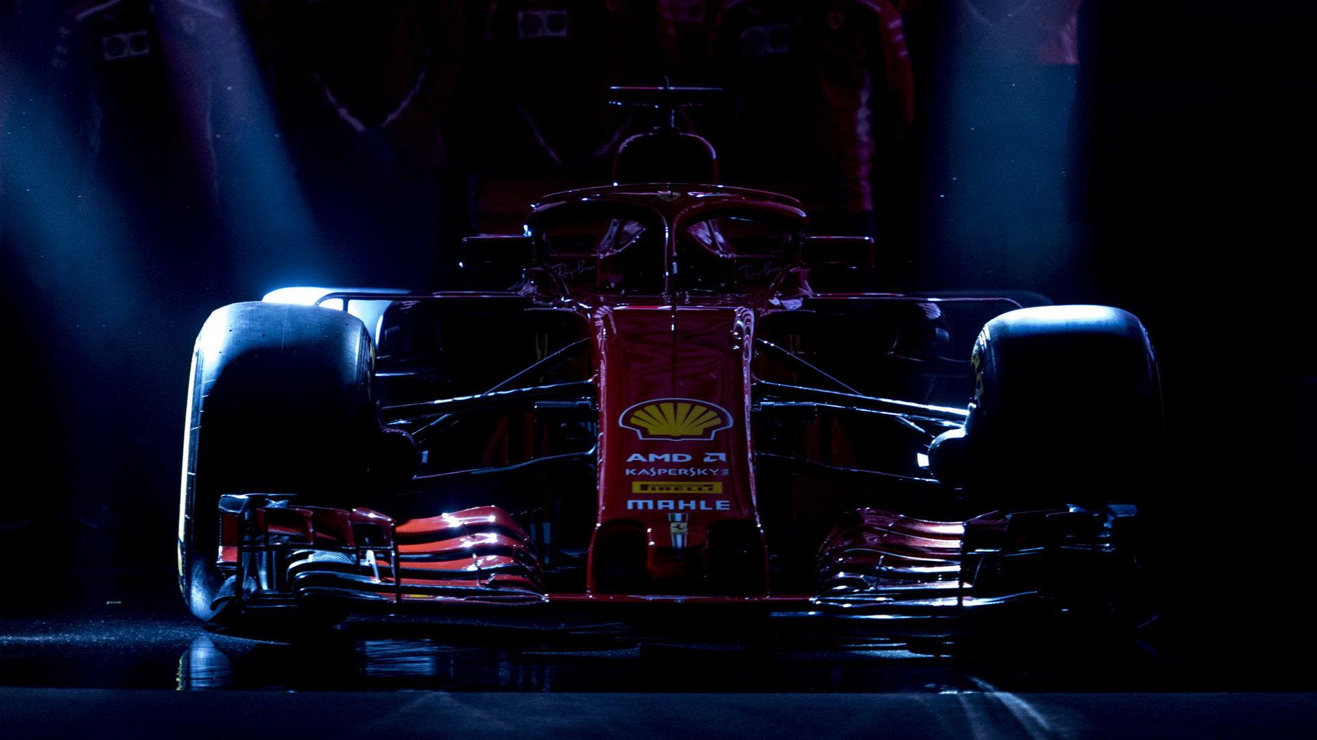 Z představení loňského Ferrari SF71H