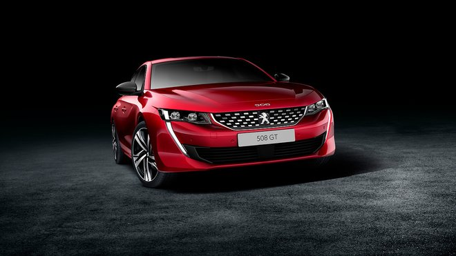 Nový Peugeot 508