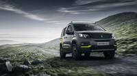 Peugeot se konečně odvázal? Na koncept jako Rifter 4x4 jsme čekali roky - anotační foto