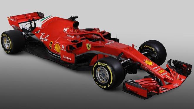 Ferrari odhaluje svou nejnovější zbraň: Dočká se s vozem SF71H konečně titulu? - anotační obrázek