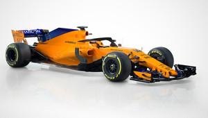 Představení nového vozu McLaren MCL33 - Renault pro sezónu 2018
