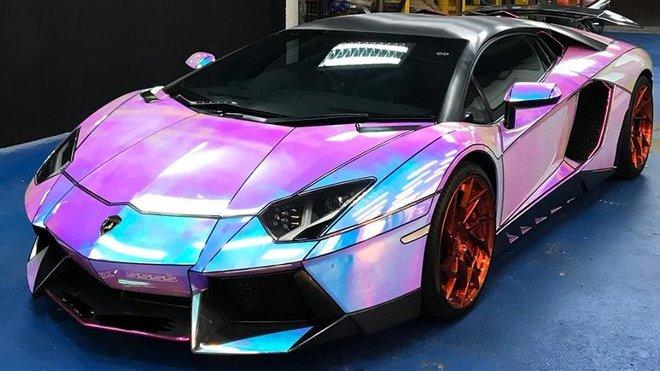 Lamborghini Aventador v úpravě Novitec & Dreams Factory Automotive