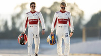 Charles Leclerc a Marcus Ericsson