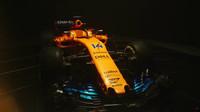 McLaren odhaluje nový monopost MCL33, překvapuje zbarvením + FOTO - anotační foto