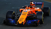 Nová kráska McLarenu - MCL33