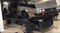 Co má česká Tatra společného s legendárním DeLorean? Mechanik našel nečekanou spojitost - anotační foto