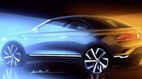 Volkswagen představí SUV kabriolet. T-Roc s plátěnou střechou má dorazit v roce 2020 - anotační foto