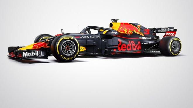 Red Bull se těší na novou éru ve své historii
