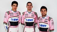 Piloti Force India pro sezónu 2018