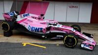 Představení nového vozu Force India VJM11 - Mercedes pro sezónu 2018
