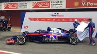 Nový vůz Toro Rosso STR13 oficiálně představen