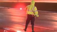 Jen během natáčení reportáže si pneumatiku prorazilo 19 řidičů