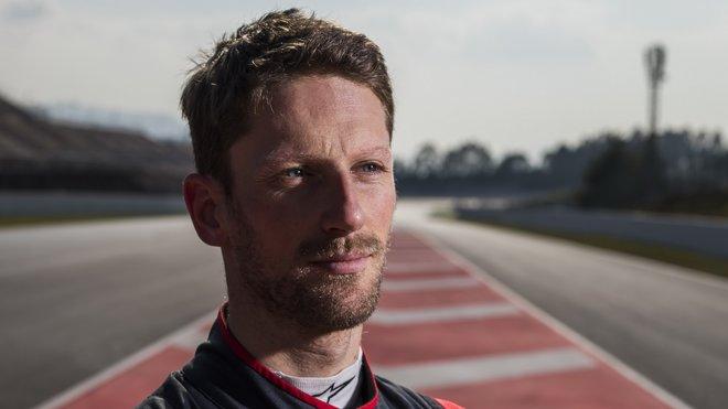 Romain Grosjean od Velké ceny Japonska 2017 nebodoval