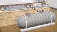 Úchvatné bezpečnostní technologie čerpacích stanic