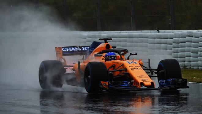 McLaren v předsezónních testech dosahuje nejlepšího meziročního zlepšení