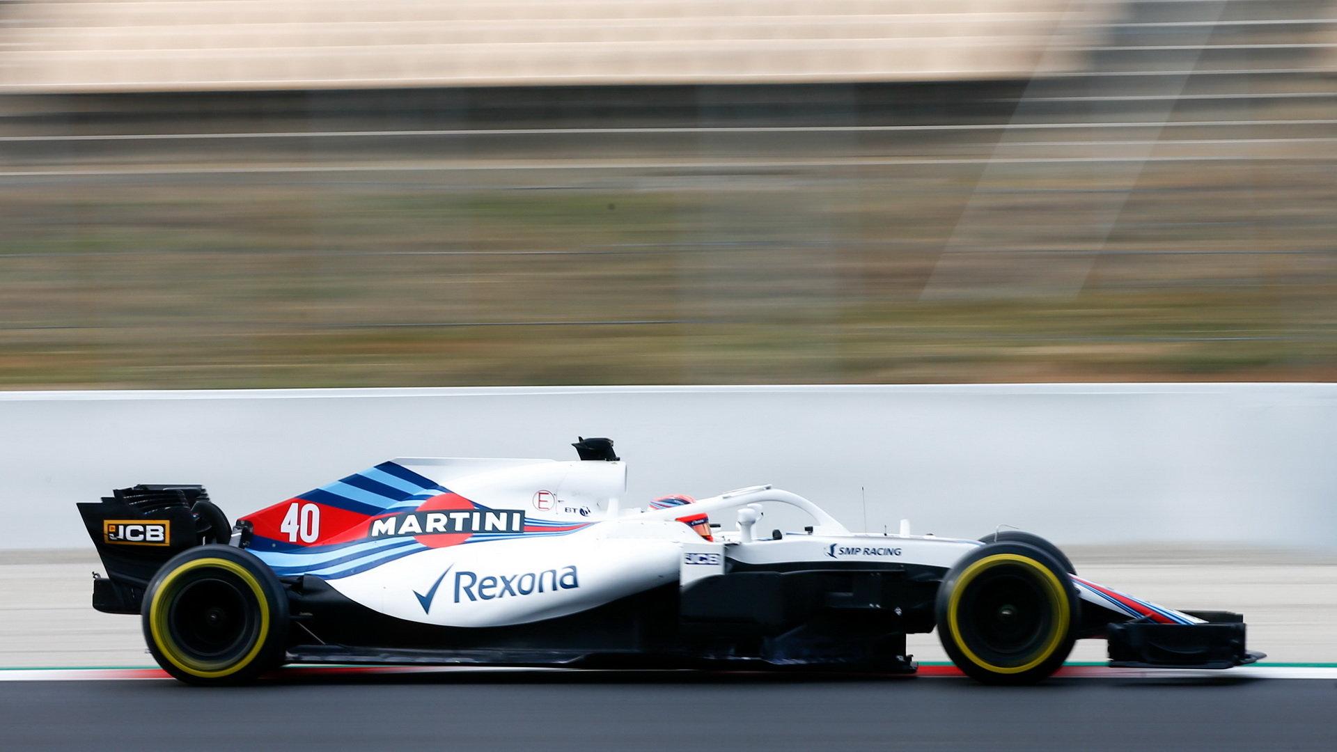 Kubica ve stejný den závodní piloty týmu vždy předčil, podle Williamsové ale rychlejší není