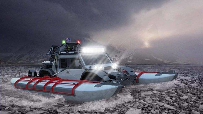 Scuderia Cameron Glickenhaus Boot