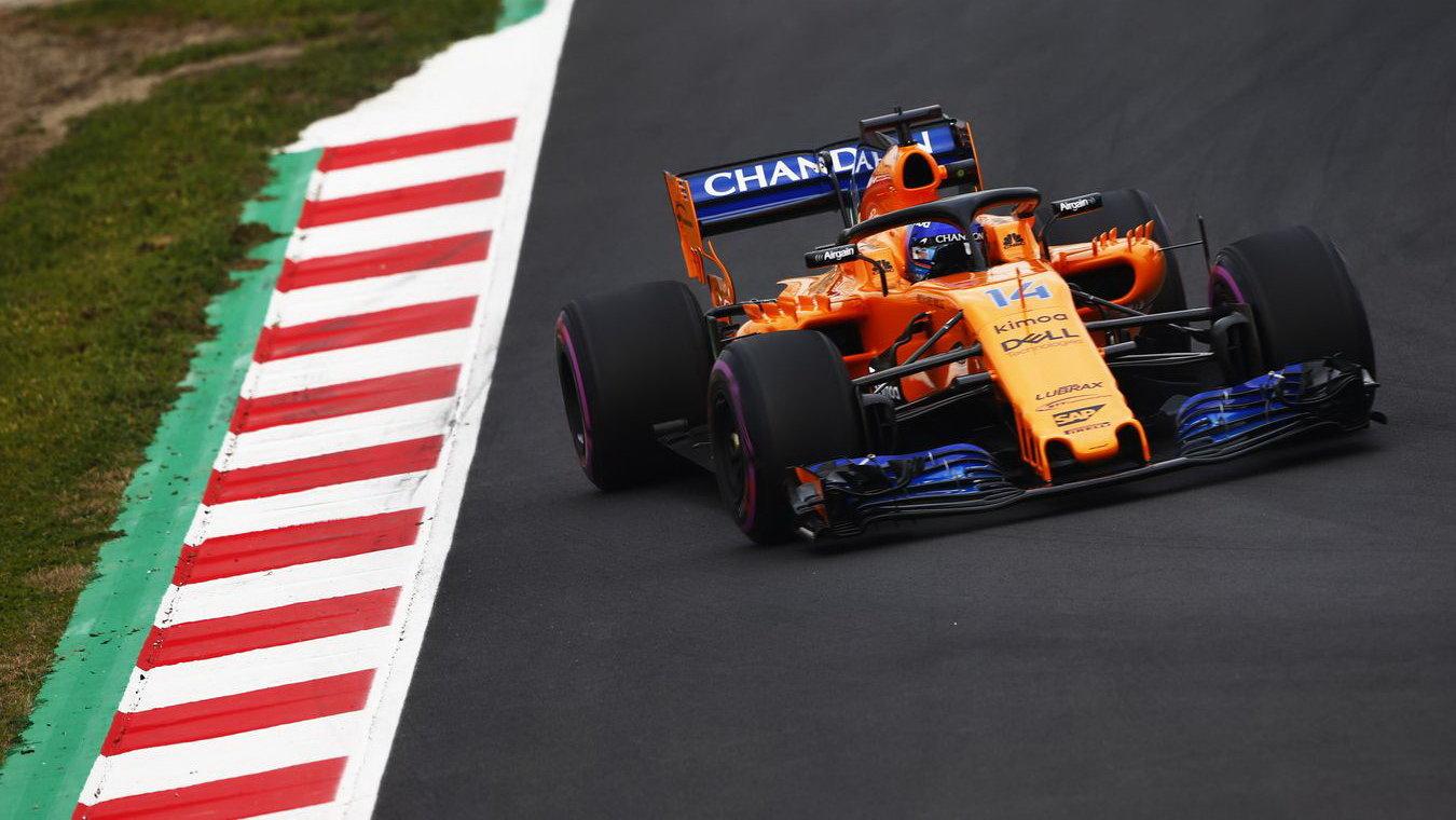 McLaren míří do Melbourne v dobrém rozmaru