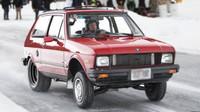 Nenápadné Yugo GV s motorem 5.3 litru V8