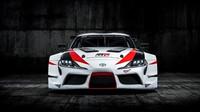 Nový koncept Toyota GR Supra Racing