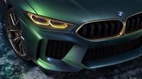 Koncept BMW M8 Gran Coupé