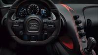 Nové extrémní Bugatti Chiron Sport