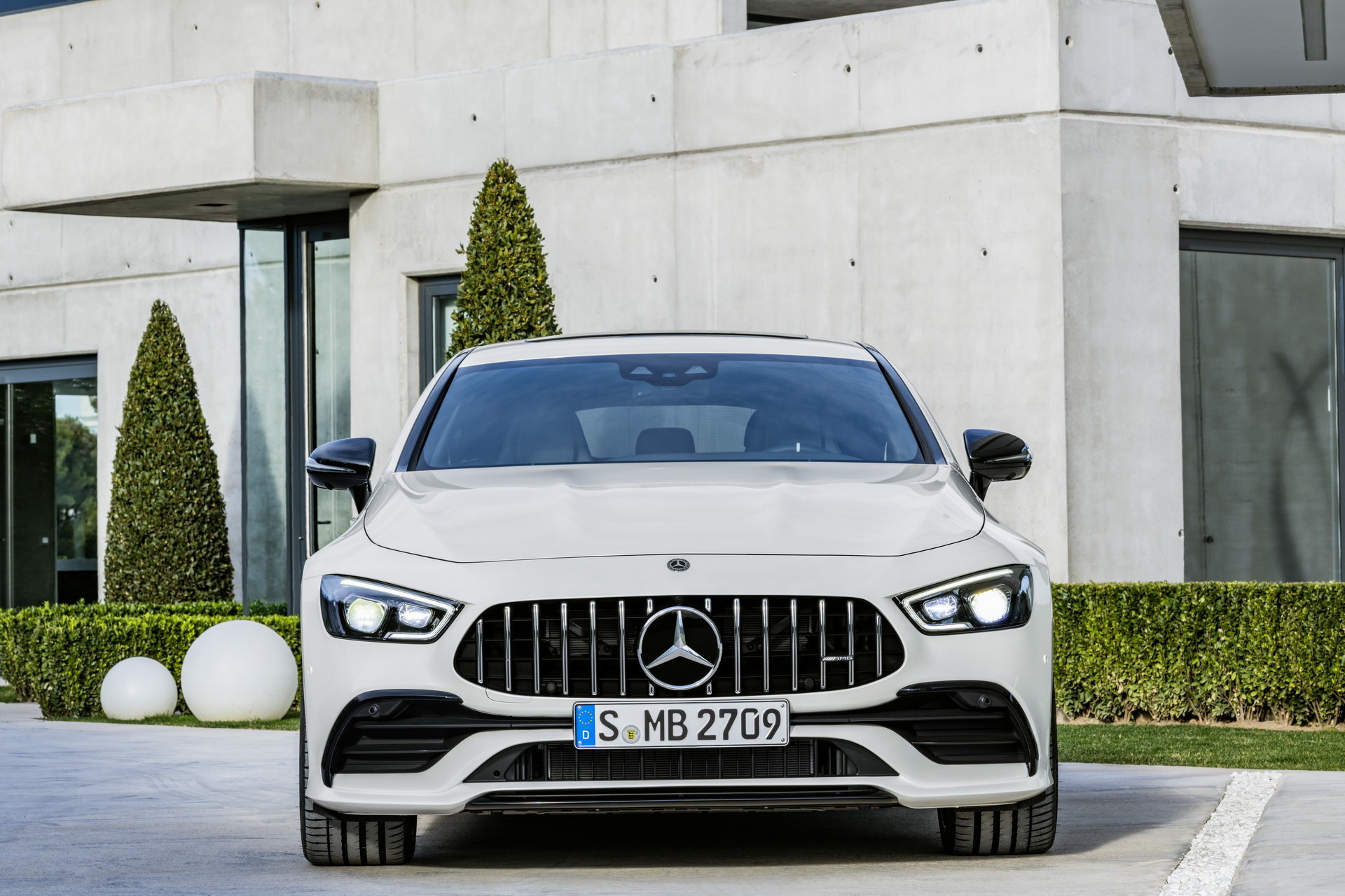 Mercedes-AMG GT 4-Door Coupe