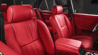 Modernizovaný Jaguar XJ6 vznikl za spolupráce specializovaného oddělení Jaguar Classic a bubeníka kapely Iron Maiden