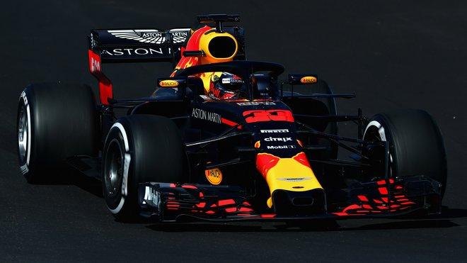 Nejbližším soupeřem Mercedesu zřejmě bude Red Bull