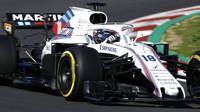 Williams tuší, že na tom není dobře. Pro závod ve Španělsku vyvíjí velký balík vylepšení - anotační obrázek