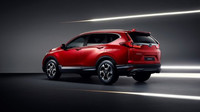 Zcela nová Honda CR-V