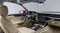 Interiér: Nová Audi A6