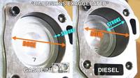 Několik jednoduchých důvodů, proč diesely generují vyšší točivý moment než benzínové momenty