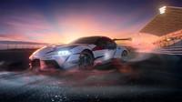 Nová Toyota Supra konečně v pohybu