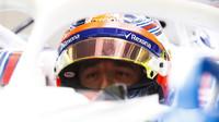 Robert Kubica v druhých předsezonních testech v Barceloně
