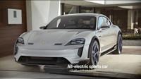 Nový koncept Porsche Mission E Cross Turismo