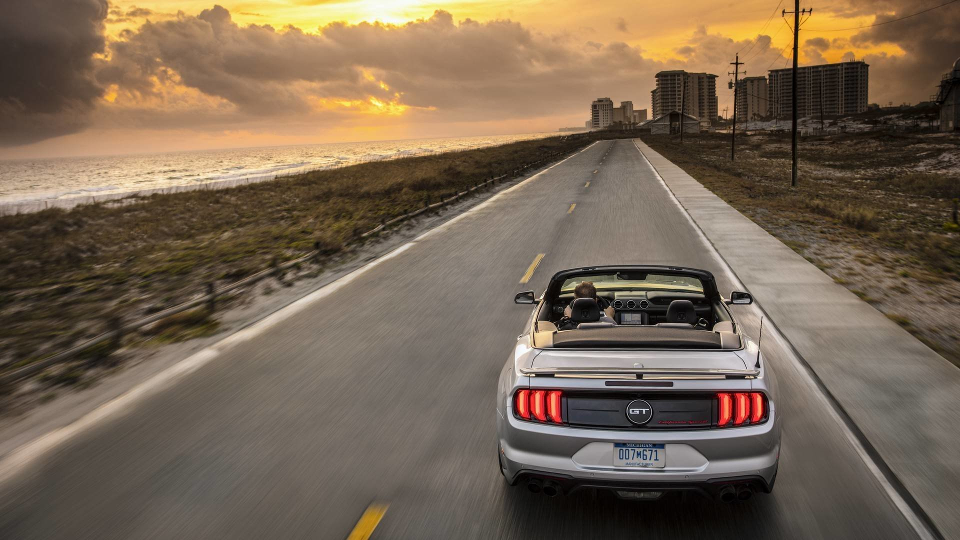 Ford Mustang (2019) California Special