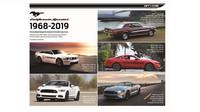 Historie zvláštní edice Ford Mustang California Special