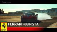 Nové Ferrari 488 Pista vůbec poprvé v ostré akci na okruhu