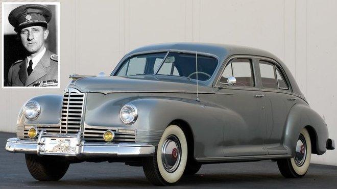 Packard Clipper Touring Sedan, pravděpodobný vůz generála Lukase