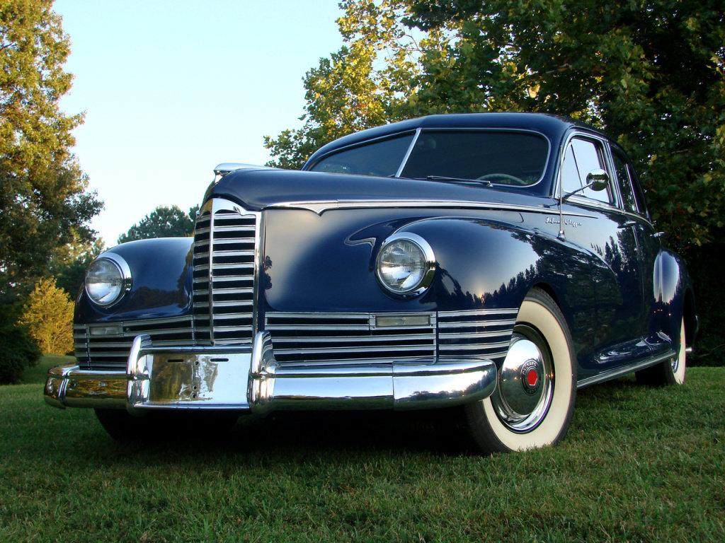 1946 Packard Deluxe Clipper Touring Sedan